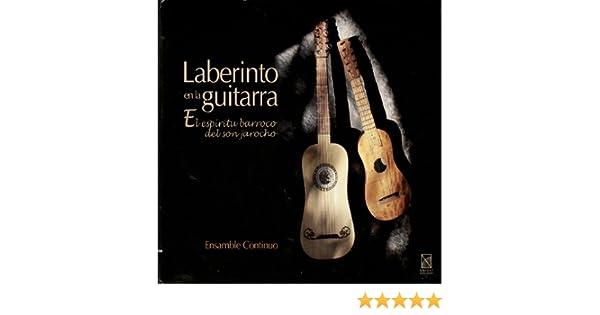 Laberinto en la Guitarra de Ensamble Continuo en Amazon Music ...
