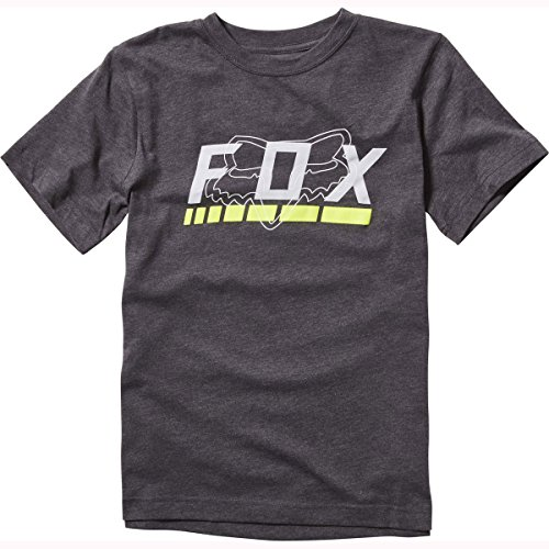fox-racing-boys-townes-short-sleeve-shirt-small-charcoal-heather