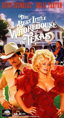 Best Little Whorehouse in Texas [VHS]