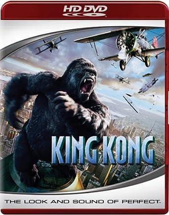 King Kong [HD DVD] [2005] [US Import]: Amazon co uk: DVD