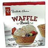 ICE Cream Cone Waffle Cone Bowls - 10 PER Pack