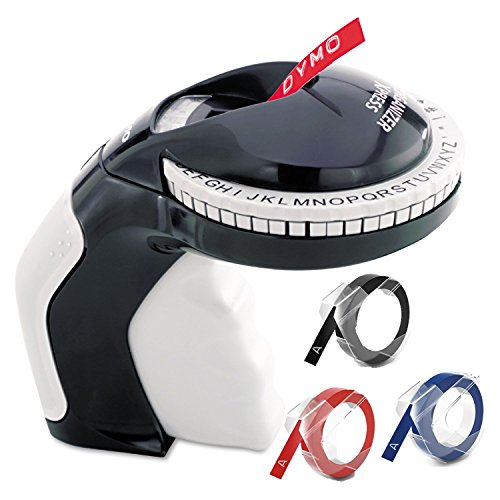 ACCO Brands Dymo DYM12966 Organizer Xpress Pro Manual Label Maker Starter Kit by ACCO Brands