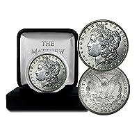 Dólar de plata EE. UU. Antigua original Pre 1921 Dólar Morgan