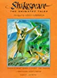 "Shakespeare: The Animated Tales Gift Volume - ""Tempest"", Macbeth"", ""Hamlet"", ""Twelfth Night"", ""Midsummer Night's Dream"", ""Romeo and Juliet"""