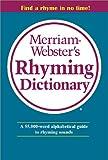 Merriam-Webster's Rhyming Dictionary, Merriam-Webster, Inc. Staff, 0877796327