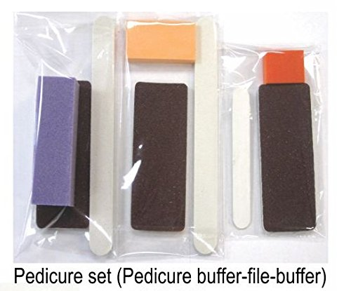 Disposable Nail File Bag with Sealer - 2 lbs each bag (20 lbs per case) - $0.02 cent each by tns