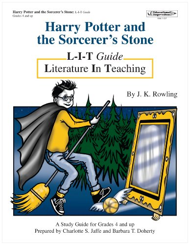 Harry Potter Book Epub : Harry potter and the sorcerer s stone l i t guide ebook