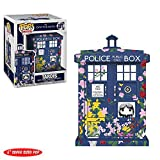 Funko Pop Television: Doctor Who - 6' Tardis Clara Memorial Collectible Figure, Multicolor