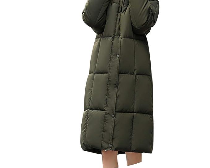 Amazon.com: Show-Show-Fashion&coats - Chaqueta de invierno ...