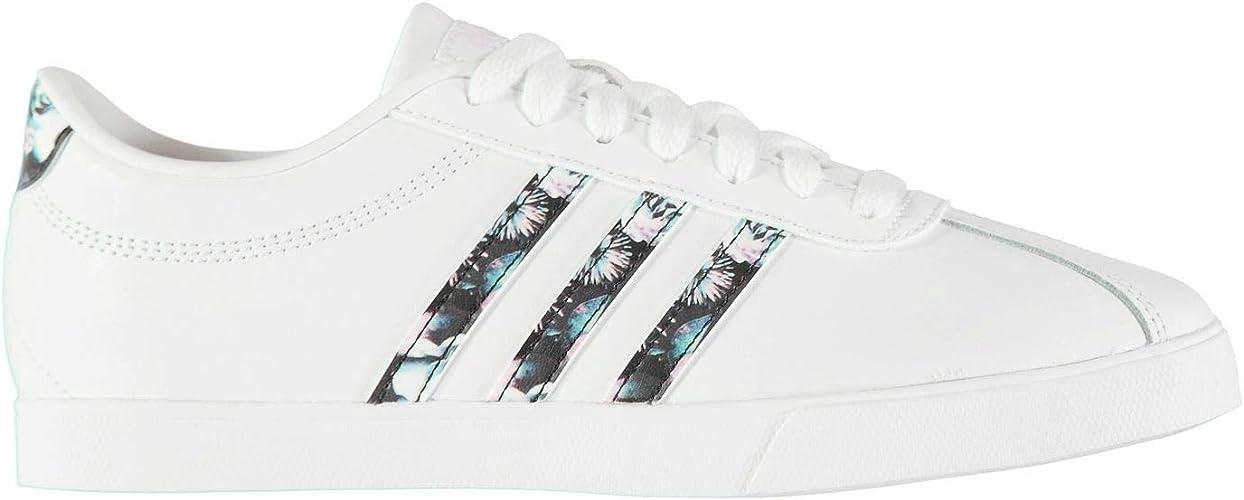 adidas B74558, Damen Kurzschaft Stiefel , Weiß - Weiß ...