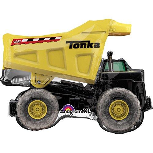 tonka truck party supplies - 3
