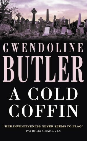 book cover of A Cold Coffin
