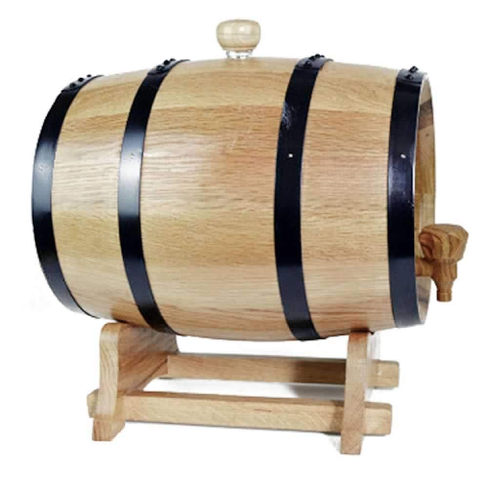 Oak Wine Barrel Home Wine Making Device 3L