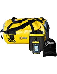 Th3LEGENDS Water Proof Gear Bag Value Pack, Yellow, One Size
