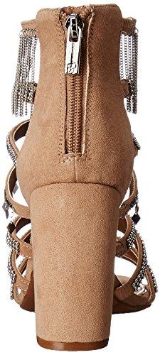 Jessica Simpson vestido katalena Sandal Totally Taupe