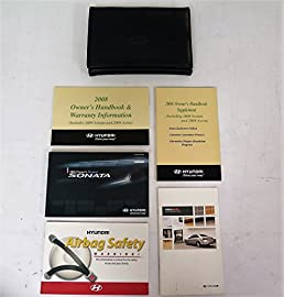 2009 hyundai sonata owners manual hyundai amazon com books rh amazon com 2009 hyundai sonata service manual pdf 2009 hyundai sonata owners manual download