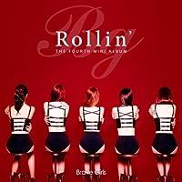BRAVE GIRLS- [ROLLIN。ッ] 4th Mini Album CD+PhotoBook+PhotoCard K-POP SEALED