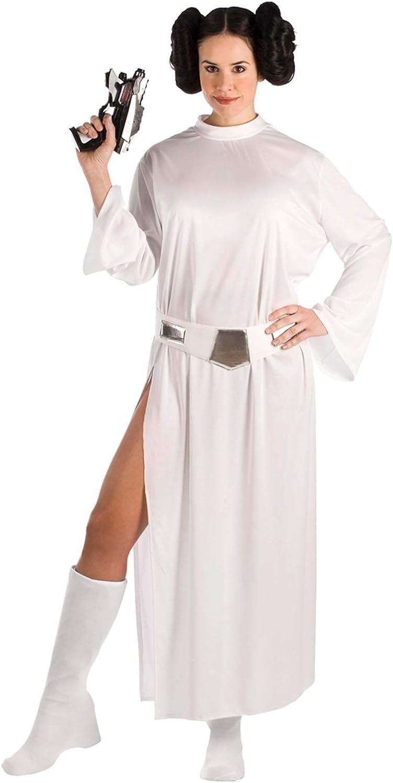 Disfraz de Princesa Leia Eco para Mujer M: Amazon.es: Juguetes y ...