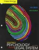 Cengage Advantage Books: Wrightsman's Psychology and the Legal System, Greene, Edith and Heilbrun, Kirk, 1133951112