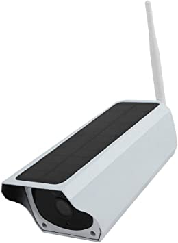 Opinión sobre Mavis Laven Cámara de Seguridad, 200 W 1080P HD WiFi Cámara IP Exterior de Seguridad Solar Cámara de Visión Nocturna Sin hilos