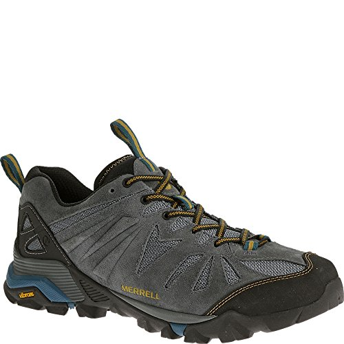 Merrell Men's Capra Hiking Shoe, Turbulence, 11.5 M US by Merrell