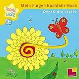 Mein Finger-Nachfahr-Buch. Durch die Natur