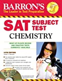 img - for Barron's SAT Subject Test Chemistry with CD/ROM (Barron's SAT Subject Test Chemistry (W/CD)) book / textbook / text book