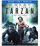 Tarzan (Blu-ray + DVD + Digital HD Ultraviolet Combo Pack)