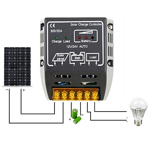 Marine Solar Battery Charger Reviews - 3