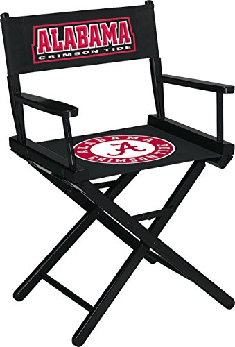 Imperial Officially Licensed NCAA Merchandise: Directors Chair (Short, Table Height), Alabama Crimson Tide by Imperial