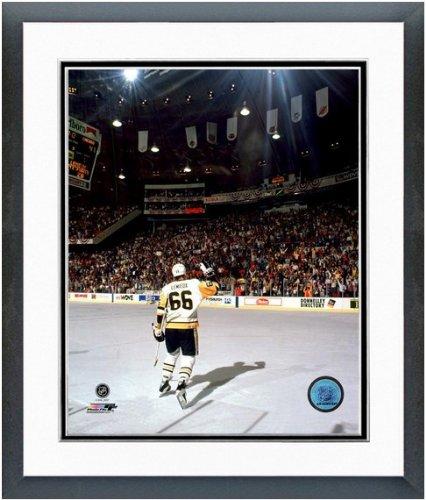 Photograph Mario Lemieux - NHL Mario Lemieux Pittsburgh Penguins Action Photo 12.5