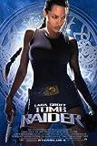 Lara Croft: Tomb Raider Poster Movie B 11x17 Angelina Jolie Iain Glen Daniel Craig Leslie Phillips