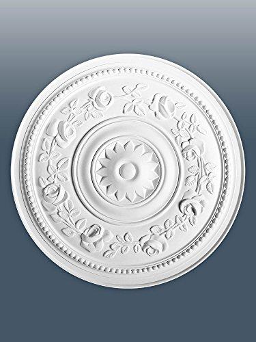 Orac R61 Ceiling Rose Rosette Medallion Centre High