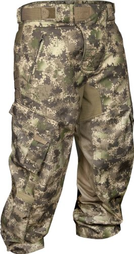 Planet Eclipse Paintball HDE Pants Camo (Small) (Planet Eclipse Pants)