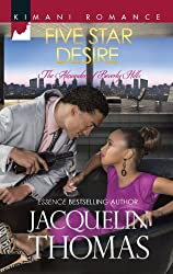 Five Star Desire (Mills & Boon Kimani) (The Alexanders of Beverly Hills - Book 5)