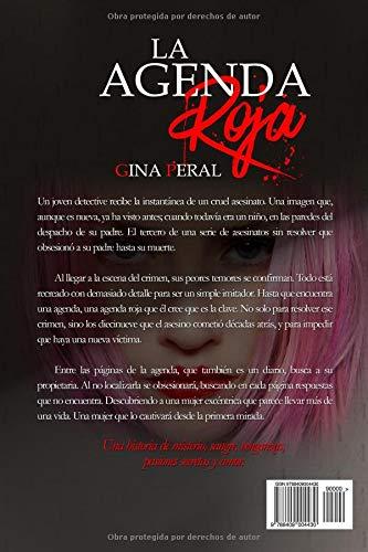 La agenda roja: Amazon.es: Gina Peral: Libros