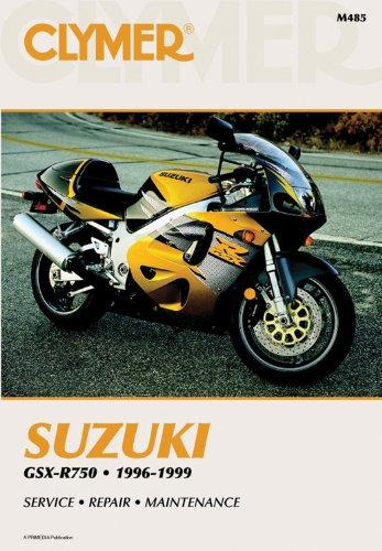 Suzuki GSX-R750 1996-1999 (CLYMER MOTORCYCLE REPAIR)