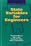 img - for State Variables for Engineers by DeRusso, Paul M., Roy, Rob J., Close, Charles M., Desrochers, Alan A.(December 1, 1997) Hardcover book / textbook / text book
