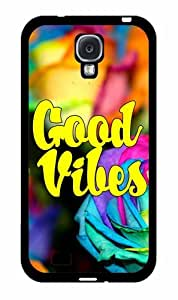 linJUN FENGColorful Good Vibes - Case Back Cover (Galaxy S4 - Plastic)