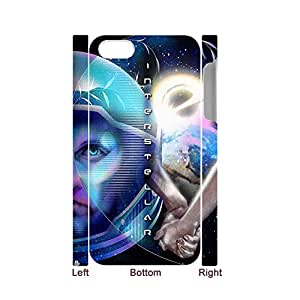 Generic Thin Phone Case For Child Print With Interstellar For Iphone 5 5S Full Body Choose Design 1-7