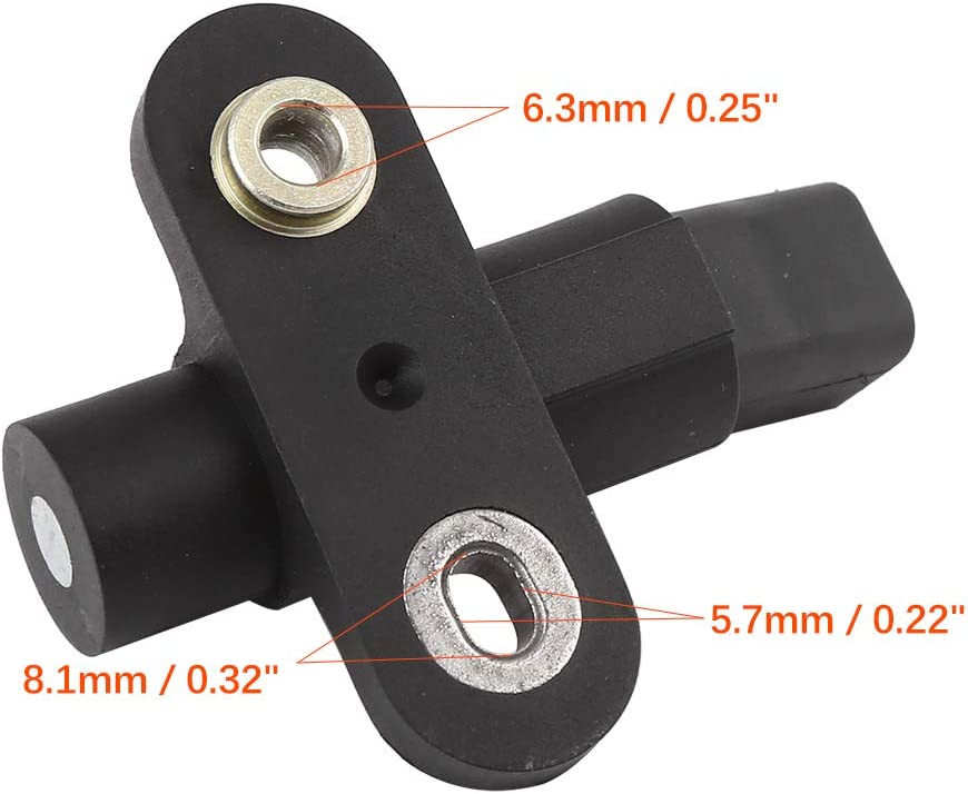 X AUTOHAUX 1F1Z6C315DA Vehicle Crankshaft Position Sensor for Ford Taurus Aerostar Mazda B3000