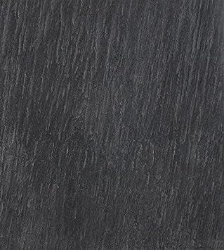 Clare 27 x 27 x 27 cm Esteras 8519629827 Blumenk/übel quadratisch f/ür den Garten Schiefer-Optik Graphit Fiberglas