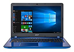 "Acer Aspire F NX.GHRAA.001;F5-573-58VX 15.6"" Traditional Laptop, Blue"