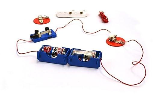 Sensational Eisco Labs Basic Beginner Circuit Kit For Teaching Series And Wiring 101 Cranwise Assnl