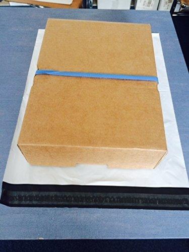 lot de 0010 invio postale tutti formati e Quantit/à 230 x 320 mm Involucro Plastica Opaca Bianca di Expedition