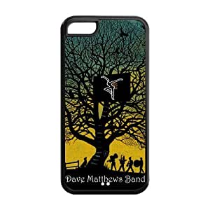 Danny Store Hard Rubber Protection Cover Case for iPhone 6 plus 5.5'' - Dave Matthews Band Fire Dancer