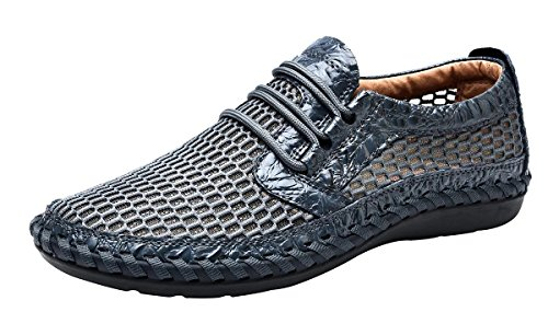 Louechy Breathable Walking Loafers Casual