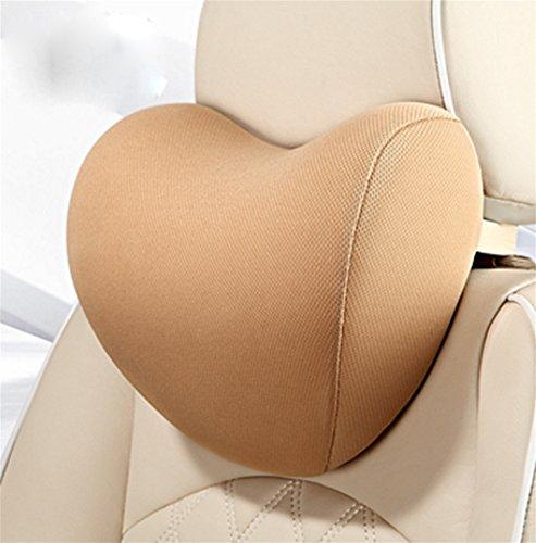 oofay Car headrests Car pillows Car seats Car seats Car seats Neck pillows Memory cotton neck pillows Car seats, yellow: Sports & Outdoors