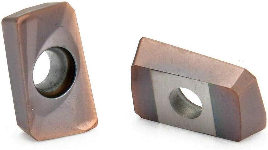 10Pcs APMT1604PDER-H2 VP15TF Carbide Inserts APKT1604 25R0.8 Indexable Blades