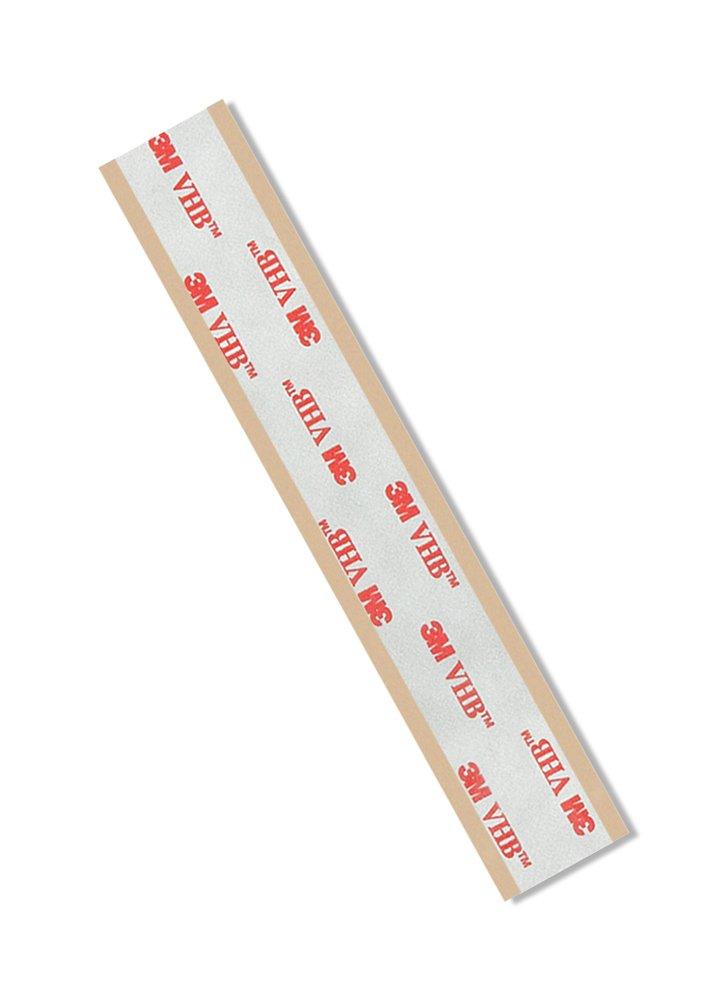 3M VHB Tape RP62, 0.5 in width x 9 in length